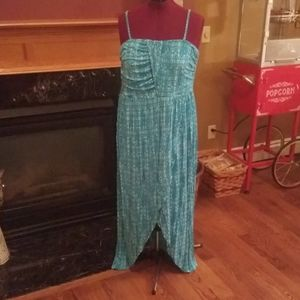 Lane Bryant size 18/20 maxi dress